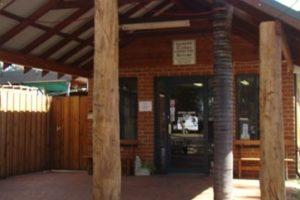 Reception - Kalbarri Tudor Holiday Park