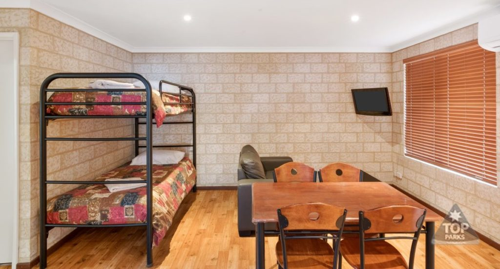 One Bed Brick Unit